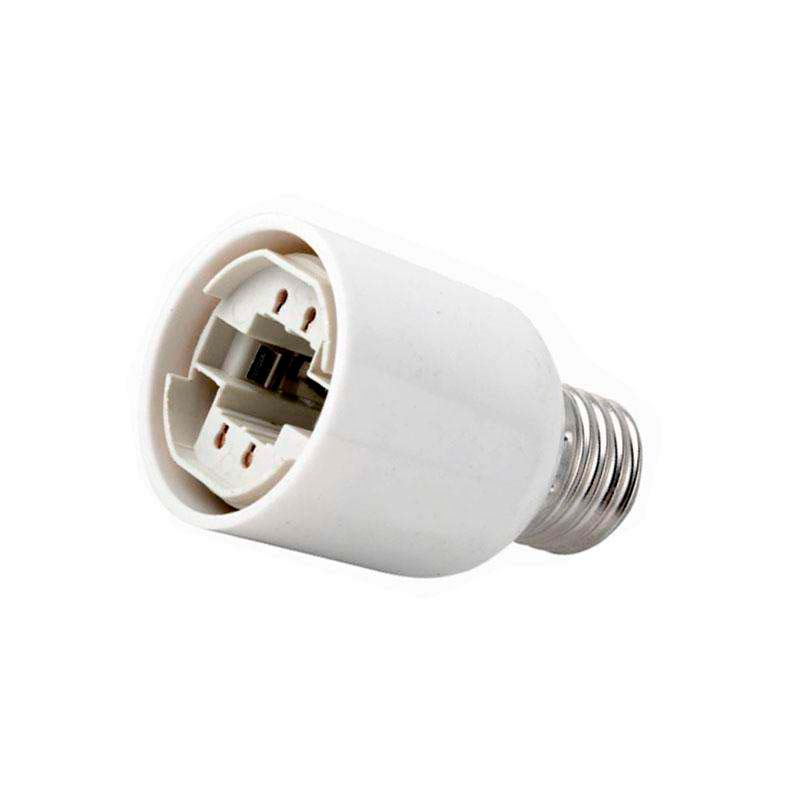 Adapter/converter for  E27 and G24 bulbs